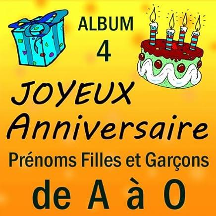 Amazoncom Joyeux Anniversaire Emilie Joyeux Anniversaire