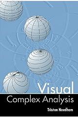 Visual Complex Analysis Tapa blanda