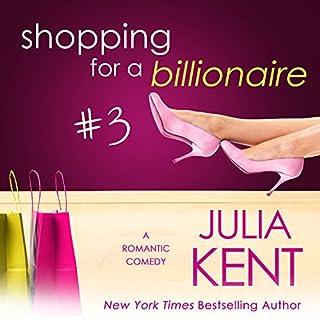 Shopping for a Billionaire 3 cover art