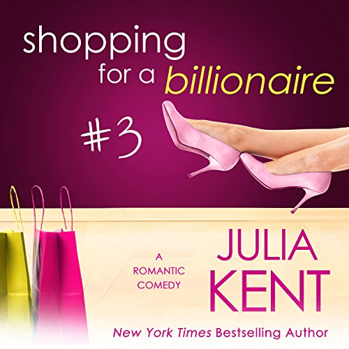 Shopping for a Billionaire 3 audiobook cover art