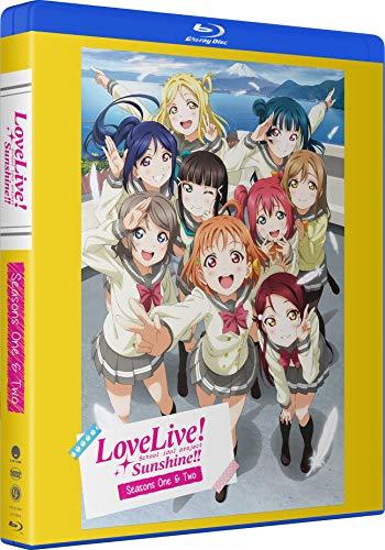 Love Live! Sunshine!!: Seasons One & Two - Blu-ray + Digital
