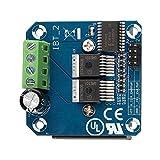 JinEamy Semiconductor Doppio BTS7960B DC 43A driver del motore passo H-Bridge PWM Accessori elettronici