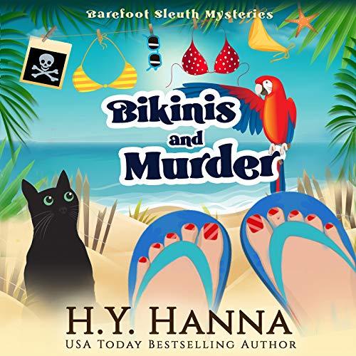 Bikinis and Murder cover art