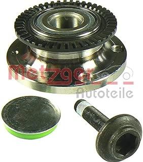 METZGER Wheel Bearing Kit For AUDI A4 Avant 8E 8H B6 B7 00-09