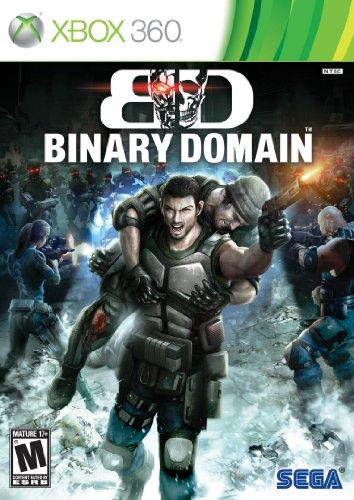 Capcom Binary Domain, Xbox 360