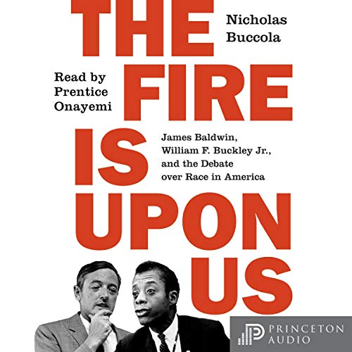 Couverture de The Fire Is upon Us