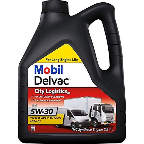 Mobil Delvac City Logistics P 5W-30, 4L