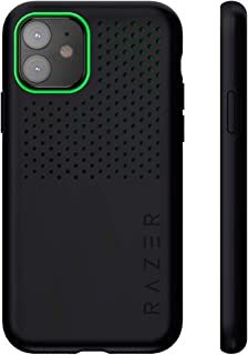 Razer Arctech Pro for iPhone 11 Case: Thermaphene & Venting Performance Cooling - Wireless Charging Compatible - Drop-Test Certified up to 10 ft - Matte Black