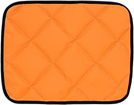 Pengcher Pet Cushion Car Dog Pad Dog Summer Bite-Proof Waterproof Rear Seat Cushion (Color : Orange, Size : XXL) for Pet D...