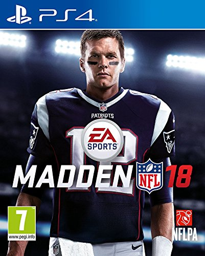 Madden NFL 18 (PS4) UK IMPORT REGION FREE
