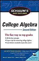 Schaum's Easy Outline College Algebra