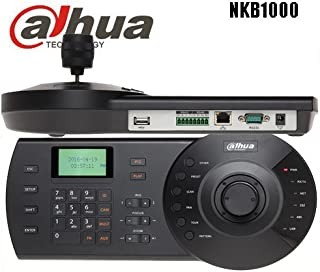 Dahua NKB1000 PTZ Camera Controller with 3D (Pan Tilt Zoom) Joystick keyb for Dahua CCTV High Speed camera