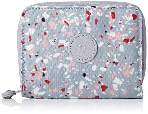 Kipling Money Love, Carteras para Mujer, Multicolor (Speckled), 9.5x12.5x2.5 cm