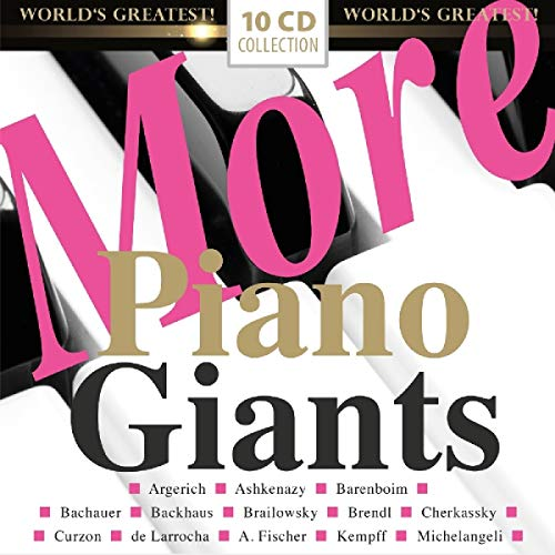 More Piano Giants