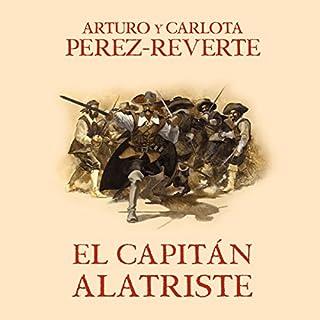 El capitán Alatriste [Captain Alatriste] cover art