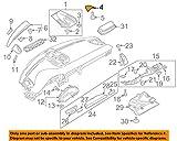 Porsche OEM 13-16 911 Instrument Panel Dash-Top Cover 991552557028Y0