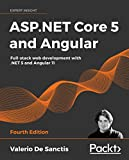 asp.net core 5 and angular: full-stack web development with .net 5 and angular 11, 4th edition (english edition)