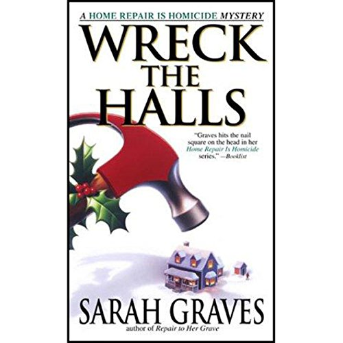 Wreck the Halls audiobook cover art