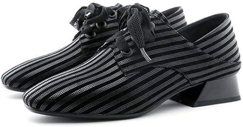 34 NoirNudeLace À Yt Talons Toe Chaussures Temperahommest Er YDeEH9IW2