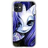 Little Diamond Cartoon Fashion Friendship Pony Brony Ponies Hipster Rarity My MLP Tattoo Mare Y Feminine Metal Unique Design Phone Case Cover for iPhone TPU Protective