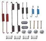 ACDelco Professional 18K841 Rear Drum Brake Spring Kit with Springs, Pins, Retainers, and Caps
