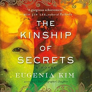 The Kinship of Secrets audiobook cover art