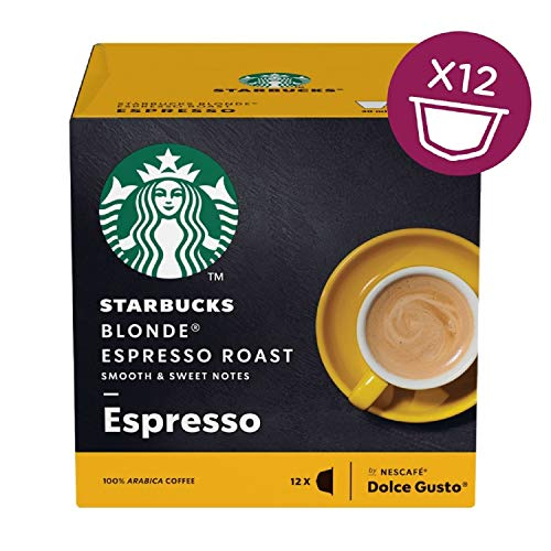 Starbucks Espresso Blonde