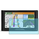 Vaxson 3 Unidades Protector de Pantalla Anti Luz Azul, compatible con Garmin Drive 60 USA LMT GPS Navigator System [No Vidrio Templado] TPU Película Protectora