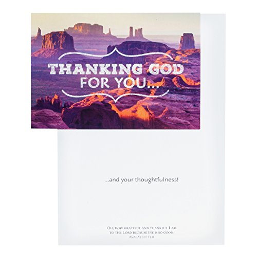 Thank You - Inspirational Boxed Cards - God Is Good Photo #8