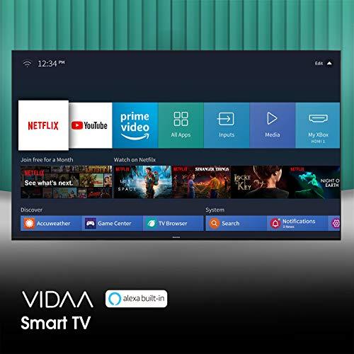 "Hisense 50AE7000F, Smart TV LED Ultra HD 4K 50"", HDR 10+, Dolby DTS, Alexa integrata, Tuner DVB-T2/S2 HEVC Main10 [Esclusiva Amazon - 2020]"