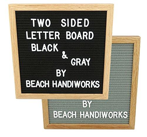 +690 PRE-Cut Letters +Cursive Words Stand +Sorting Tray Seafoam Letter Boards Letter Board with Letters Word Board Letterboard Changeable Letters Board Message Board Felt Letter Board 10x10