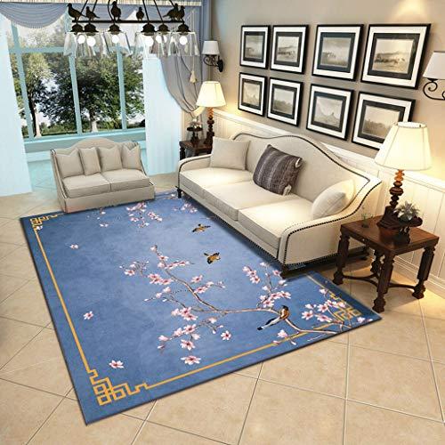 La alfombra Sencillez Chino Sala Mesa Rectangular Dormitorio Estudio de la Estera...