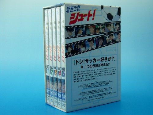 蒼き伝説シュート!COMPLETEBOXLeague.1[DVD]