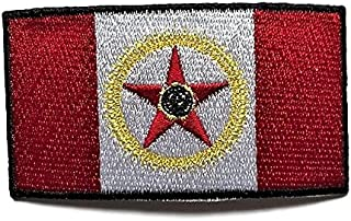 City of Birmingham Flag Patch/Cities of Alabama Sew-On Collection (BIRM AL, 2