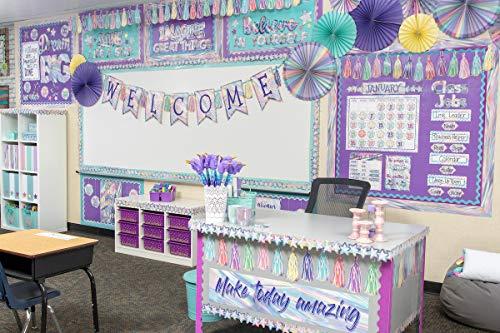 Iridescent Classroom Environment Photo #5