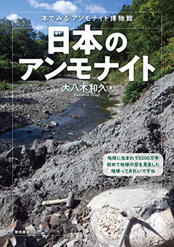 日本のアンモナイトー本でみるアンモナイト博物館 - 大八木 和久