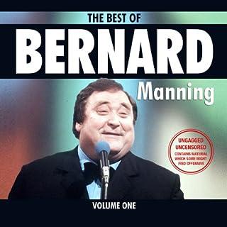 Bernard Manning: Best Of, Volume 1 cover art