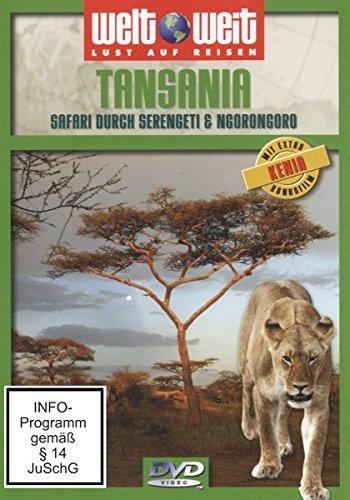 Tansania / Serengeti & Ngorongoro - welt weit (Bonus: Kenia)