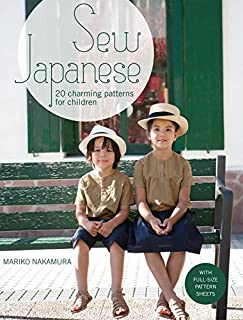 Sew Japanese: 20 charming patterns for children