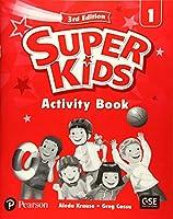 SuperKids 3E Activity Book 1