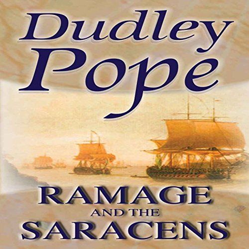 Ramage and the Saracens cover art