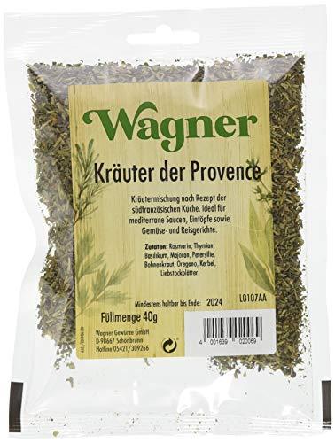 Wagner Green Forest Kräuter der Provence (1 x 40 g)