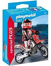 PLAYMOBIL 9357 - Motocrossförare