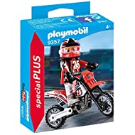 Collectible figure Includes 1 motocross bike Good pocket money item 1 of 12 new collectibles Encourages learning through interactive play