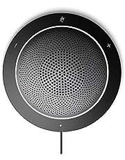 SP100 PC Microphone Speaker Business Conference USB Speakerphone for Skype, Webinar, Call Center