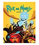 Rick and Morty: Season 4 (Steelbook\/Blu-ray + Digital Code)