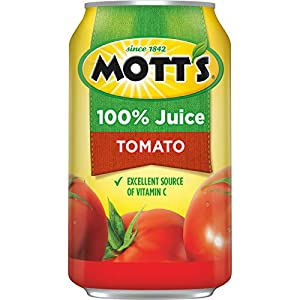 Mott's Tomato Juice, 11.5-Ounce Cans (Pack of 24) |