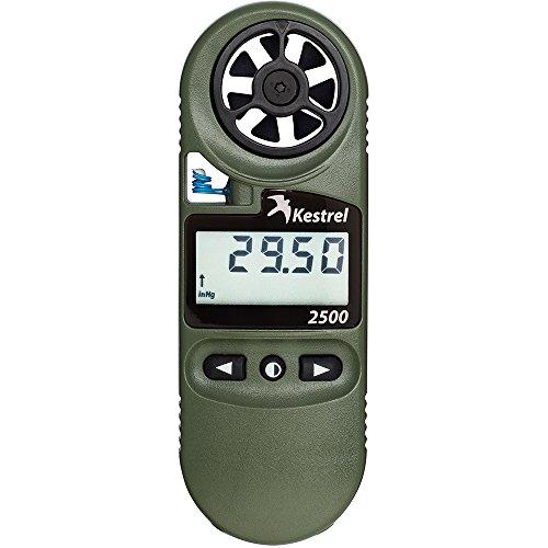 Kestrel 2500 Pocket Weather Meter - Olive DRAB