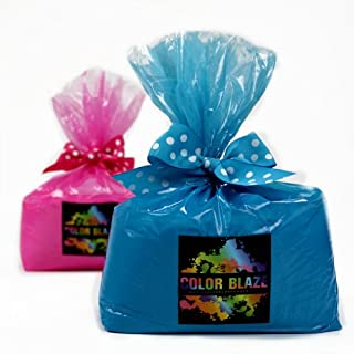 Gender Reveal Pink and Blue Color Powder Combo Pack - 5 pounds of each color