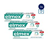 Dentifrice Elmex Sensitive, 3 x 75 ml